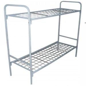 Кровать металл два яруса два усиления СПБ